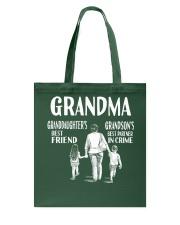 Grandma Tote Bag tile