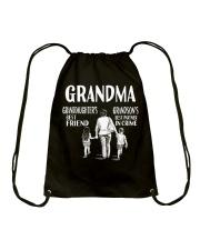 Grandma Drawstring Bag tile