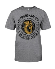 BUSINESS ANALYST MERMAID Classic T-Shirt thumbnail