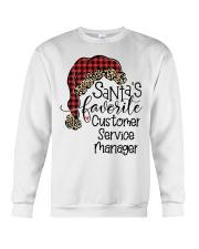Customer Service Manager Crewneck Sweatshirt tile