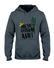 Nacho Average Aunt Hooded Sweatshirt thumbnail