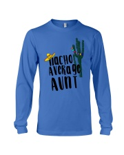 Nacho Average Aunt Long Sleeve Tee thumbnail