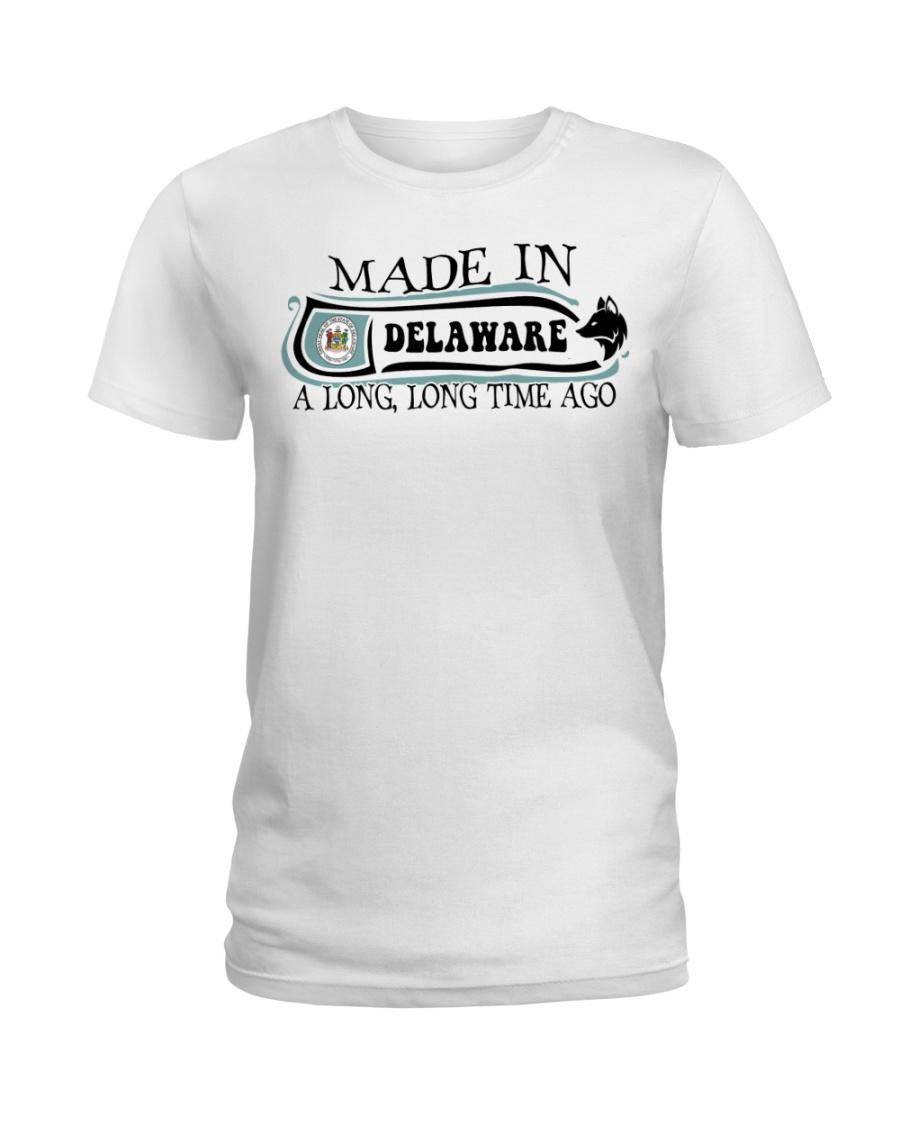 Delaware Ladies T-Shirt