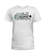 Delaware Ladies T-Shirt front