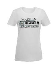 Delaware Ladies T-Shirt women-premium-crewneck-shirt-front
