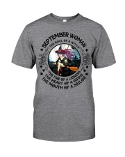 SEPTEMBER WOMAN Classic T-Shirt thumbnail