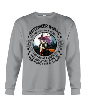 SEPTEMBER WOMAN Crewneck Sweatshirt front