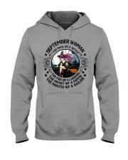 SEPTEMBER WOMAN Hooded Sweatshirt thumbnail