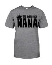 Bad Influence Nana Classic T-Shirt thumbnail