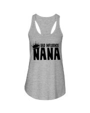 Bad Influence Nana Ladies Flowy Tank thumbnail