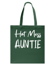 Hot Mess Auntie Tote Bag thumbnail