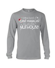 Jolliest bunch of Client Manager Long Sleeve Tee thumbnail