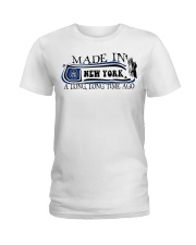 New York Ladies T-Shirt front