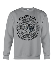 Swiss Dragon Crewneck Sweatshirt thumbnail