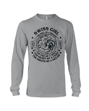 Swiss Dragon Long Sleeve Tee thumbnail