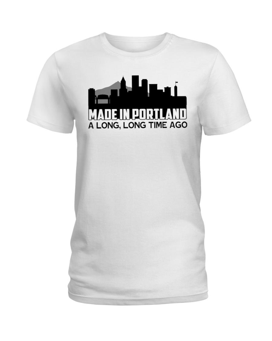 Portland Ladies T-Shirt