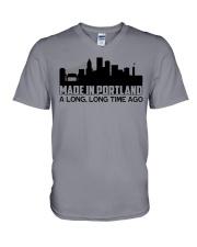 Portland V-Neck T-Shirt thumbnail