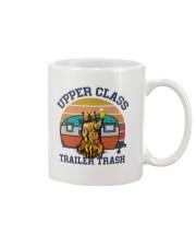 Upper class trailer trash Mug front