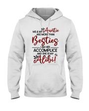 Me and my Auntie Hooded Sweatshirt tile