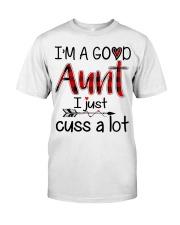 Aunt Classic T-Shirt thumbnail