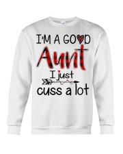 Aunt Crewneck Sweatshirt thumbnail