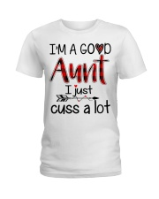 Aunt Ladies T-Shirt front