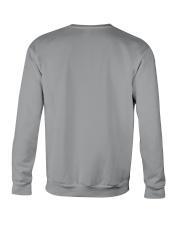 Louisiana Mermaid Girl Crewneck Sweatshirt back