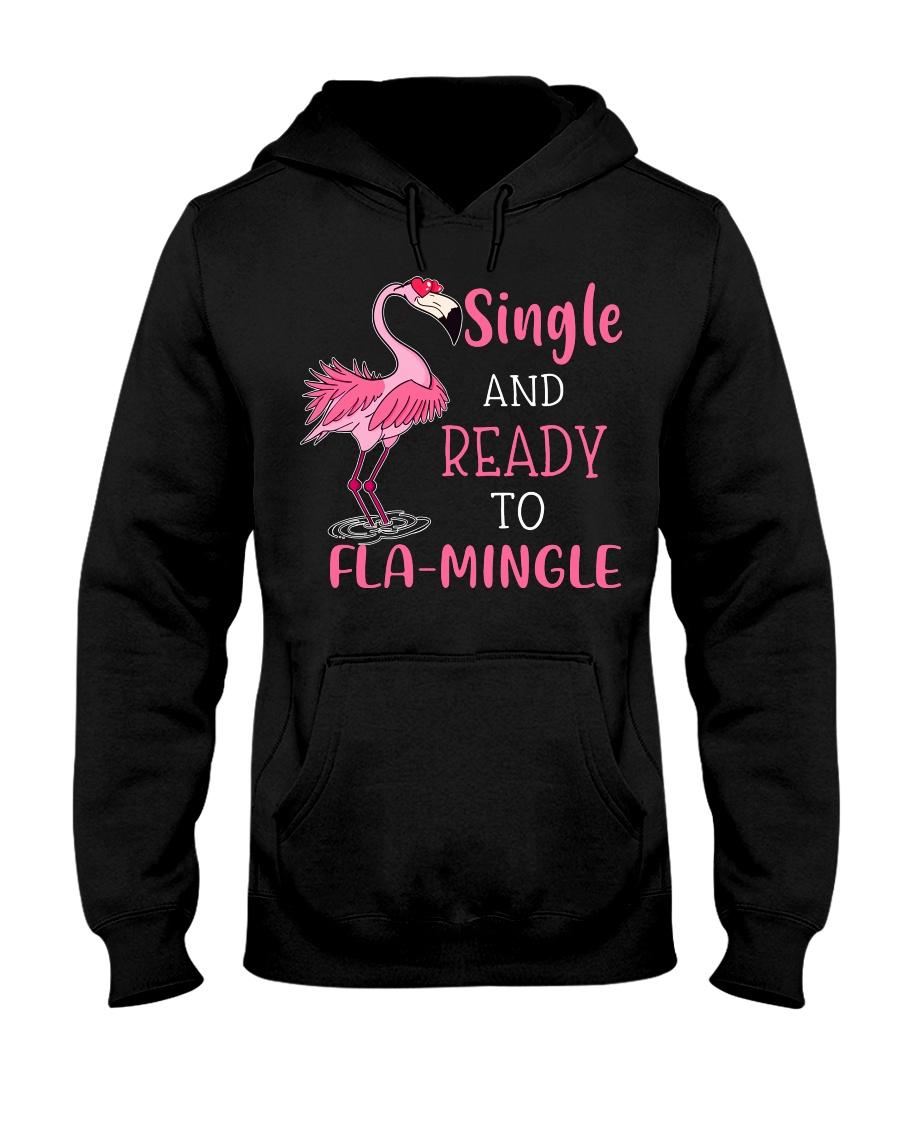 Single Hooded Sweatshirt