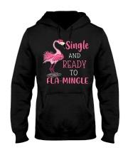 Single Hooded Sweatshirt front