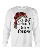 Santa's favorite Billing Manager Crewneck Sweatshirt tile