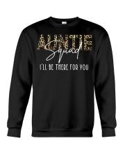 Auntie Squad Crewneck Sweatshirt thumbnail