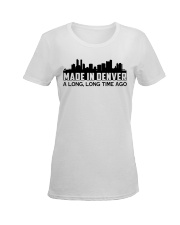 Denver Ladies T-Shirt women-premium-crewneck-shirt-front