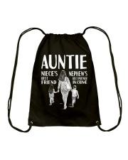 Auntie Drawstring Bag thumbnail