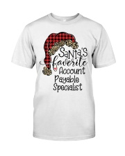Accounts Payable Specialist Classic T-Shirt tile