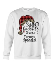 Accounts Payable Specialist Crewneck Sweatshirt tile