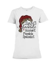 Accounts Payable Specialist Premium Fit Ladies Tee tile