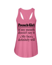 French Ladies Flowy Tank thumbnail