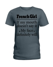 French Ladies T-Shirt tile