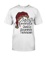 Quality Assurance Technician Classic T-Shirt tile