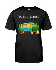 We sleep around Premium Fit Mens Tee thumbnail