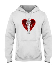 Skeleton Angel Hooded Sweatshirt thumbnail