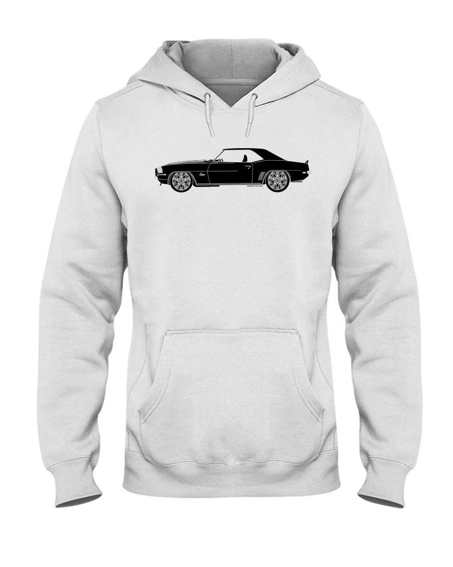 Z28 Hooded Sweatshirt