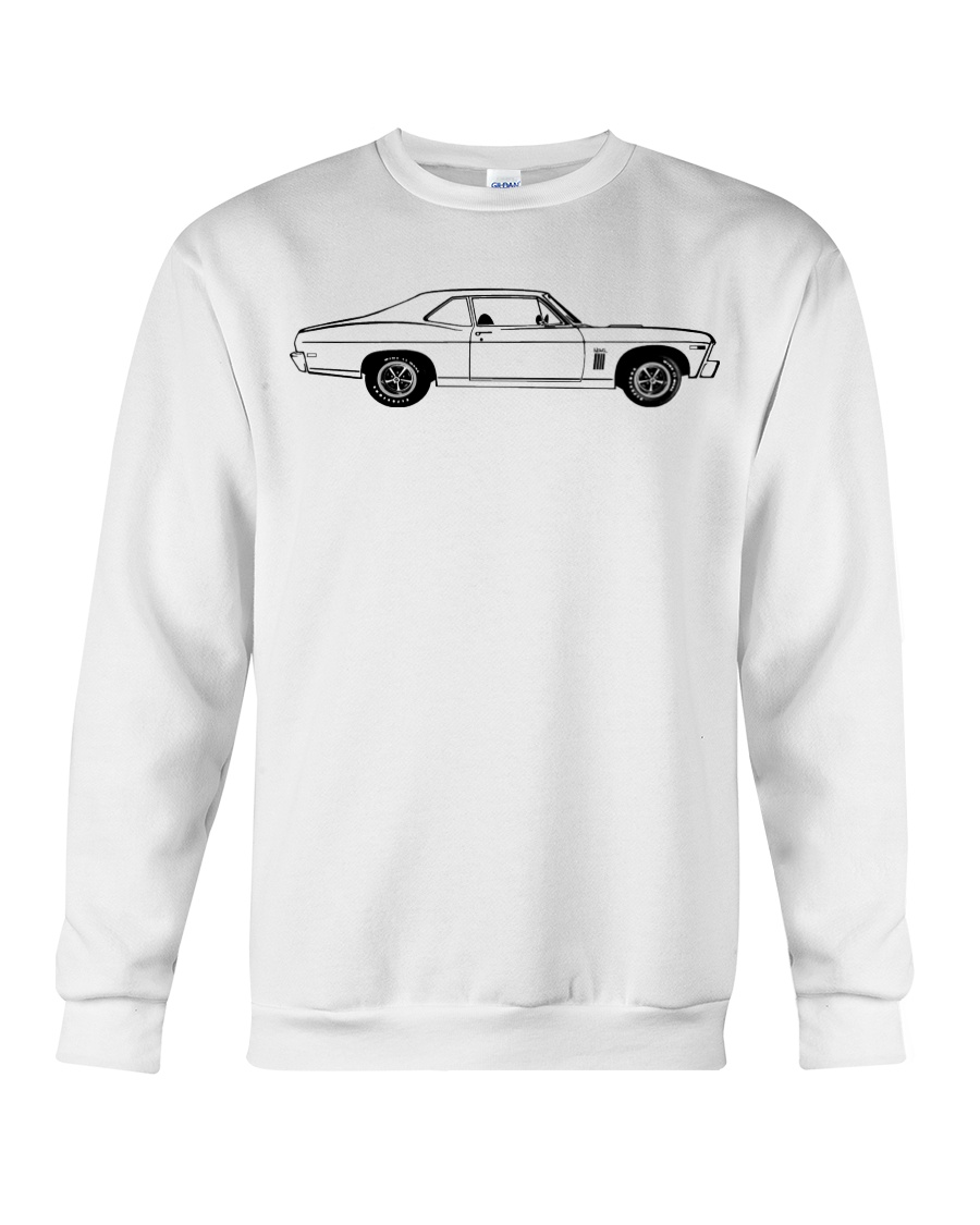 69 Nov Crewneck Sweatshirt