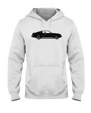 GT Liftback Hooded Sweatshirt front