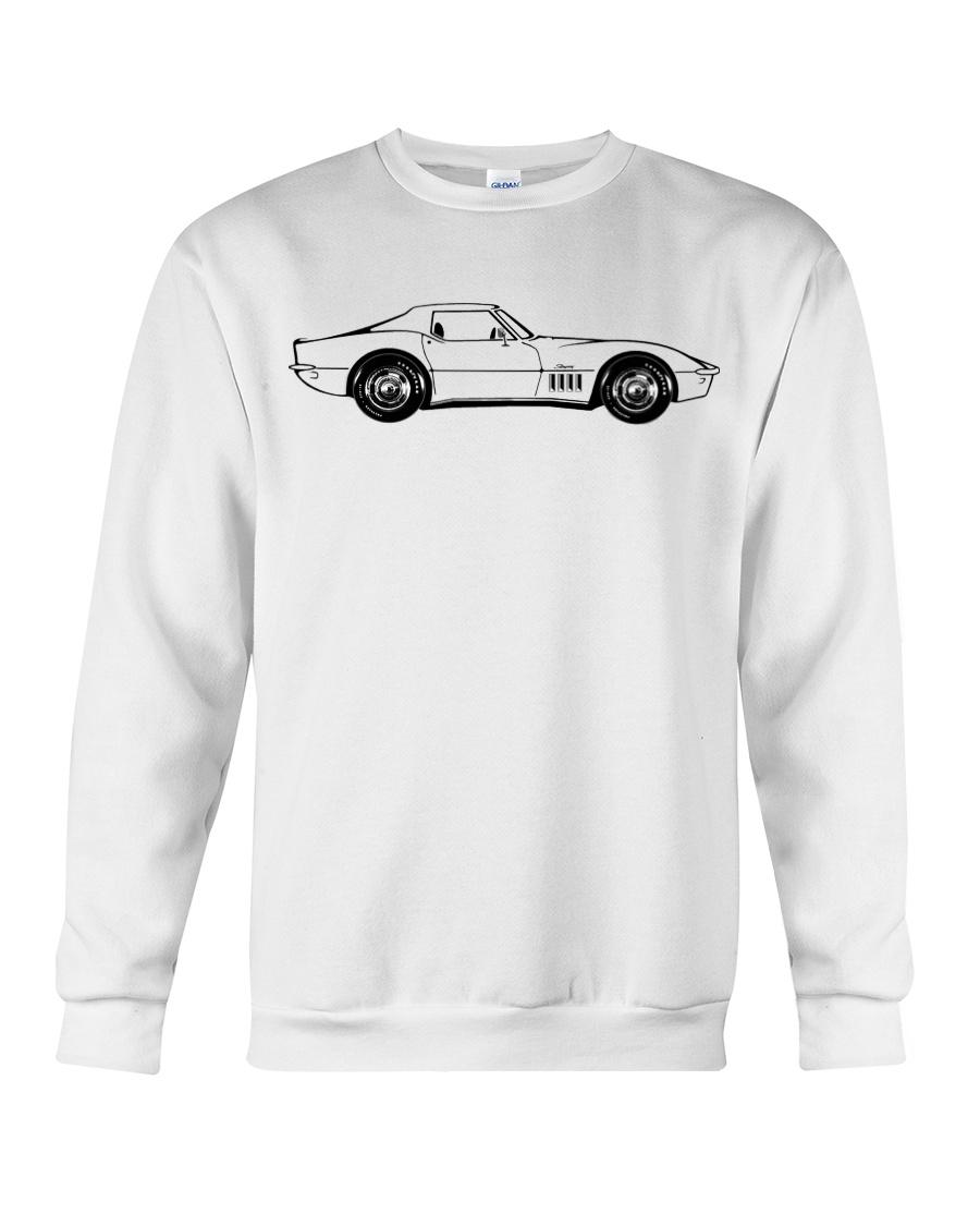 68corv Crewneck Sweatshirt