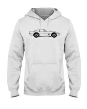 68corv Hooded Sweatshirt thumbnail