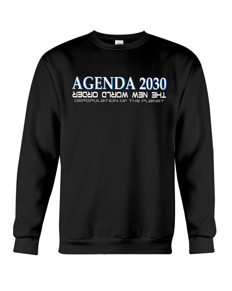 agenda 2030 Crewneck Sweatshirt