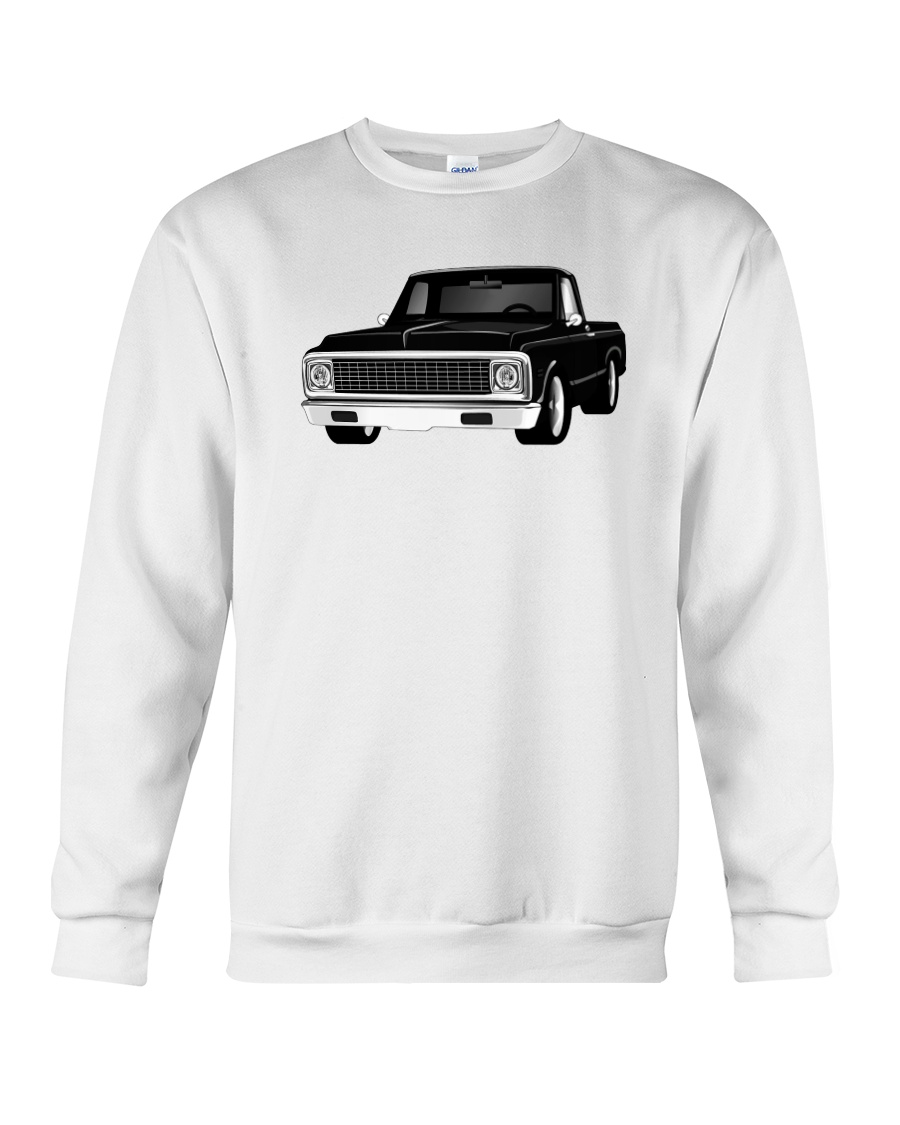 C Truck Crewneck Sweatshirt