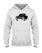 C Truck Hooded Sweatshirt thumbnail