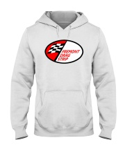 Fremont Drag Strip Flag Hooded Sweatshirt thumbnail